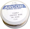 14 Gauge Tinned Copper Wire-1/4 lb. Spool
