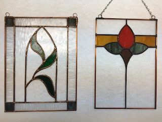 Beginning Copper Foil<br>Stained Glass with Gerry