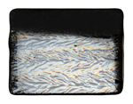 90 COE - 000100-0025-Black Opal-Rainbow -Iridescent-Herringbone