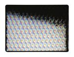 90 COE - 000100-0032-Black Opal-Patterned -Iridescent