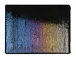 90 COE - 000100-0054 - Black Opal-Rainbow -Iridescent-Reed-Thin