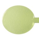 Effetre/Moretti<br>Green Apple Pale Transparent<br>Rod<br>Per oz