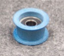 T3 Blue Pulley Grommet Assembly