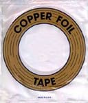 "1-8"" Silver Back Copper Foil"